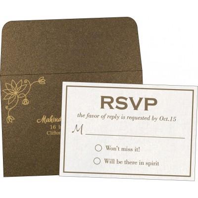 RSVP Cards - RSVP-8251F