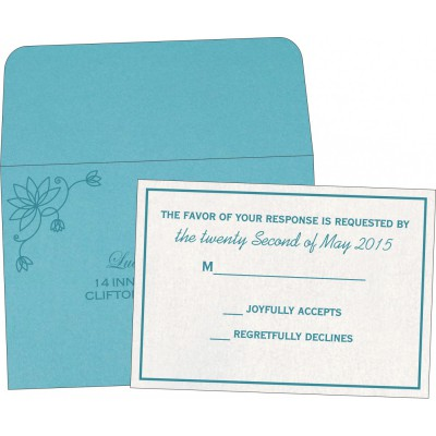 RSVP Cards - RSVP-8251G