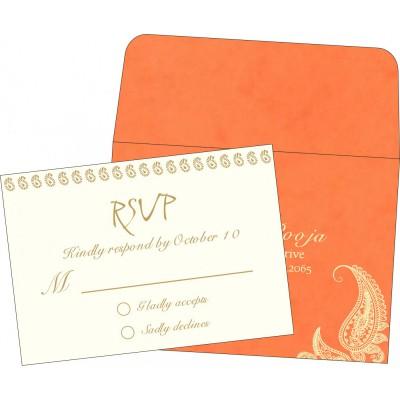 RSVP Cards - RSVP-8252D