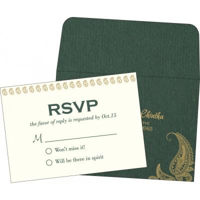 RSVP Cards - RSVP-8252E