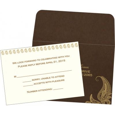 RSVP Cards - RSVP-8252F