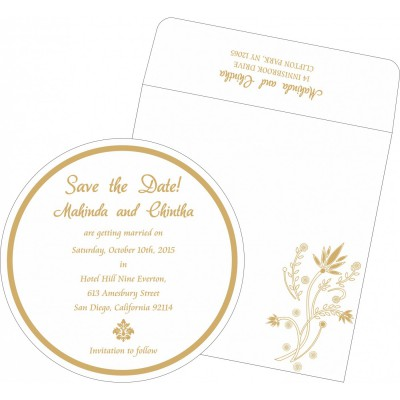 Save The Date - STD-1495