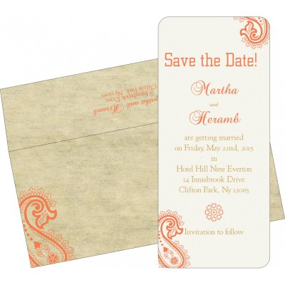 Save The Date - STD-5015N