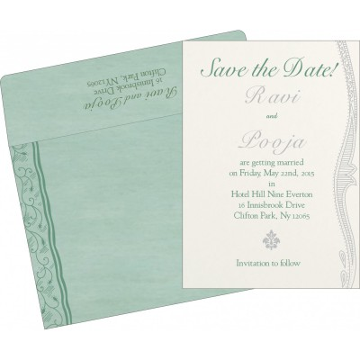 Save The Date - STD-8210E