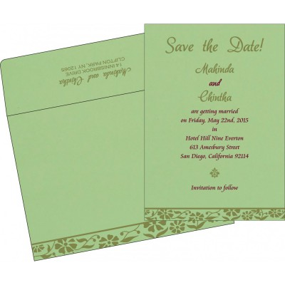 Save The Date - STD-8222G