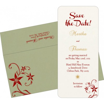 Save The Date - STD-8225E