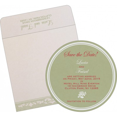 Save The Date - STD-8227J
