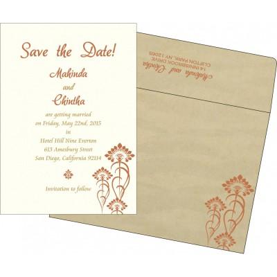 Save The Date - STD-8239I