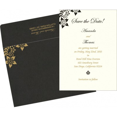 Save The Date - STD-8240A
