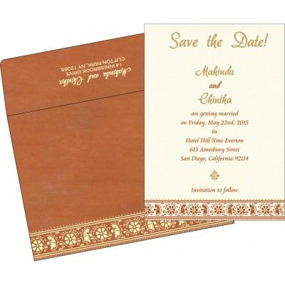 Save The Date - STD-8242E