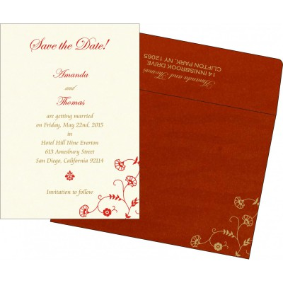 Save The Date - STD-8248A