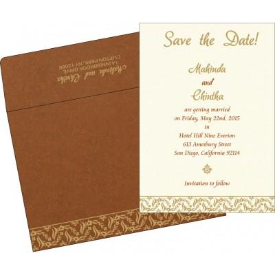 Save The Date - STD-8249F