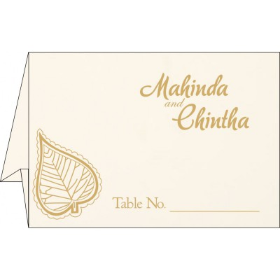 Table Cards - TC-1153