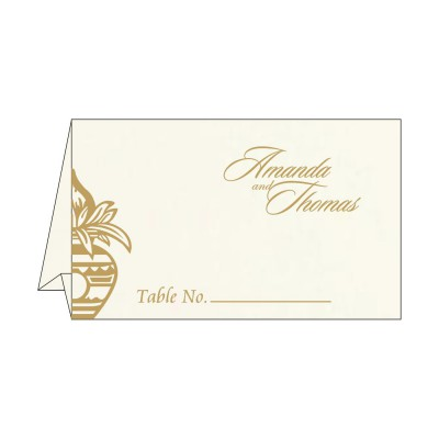 Table Cards - TC-1188