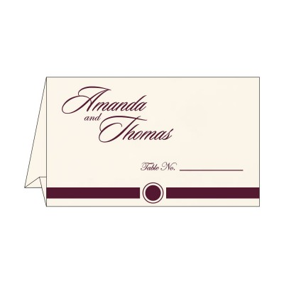 Table Cards - TC-1204