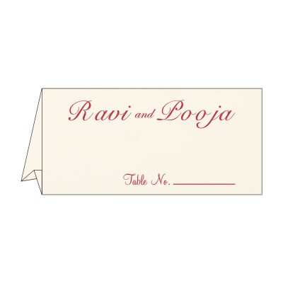 Table Cards - TC-1264