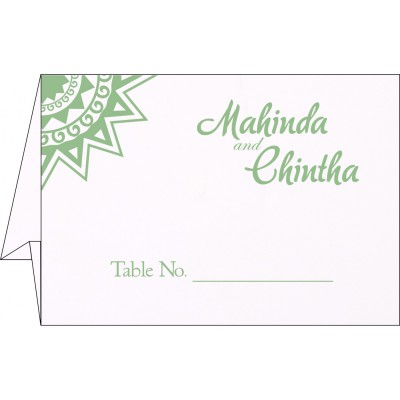 Table Cards - TC-1266