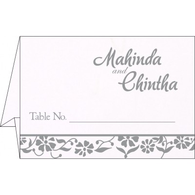 Table Cards - TC-1291