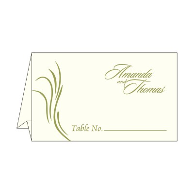 Table Cards - TC-1317