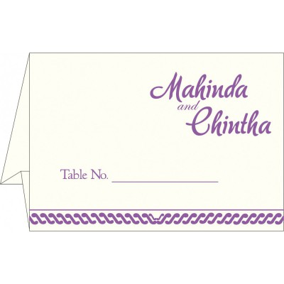 Table Cards - TC-1327