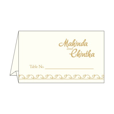 Table Cards - TC-1351
