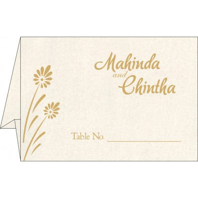Table Cards - TC-1372
