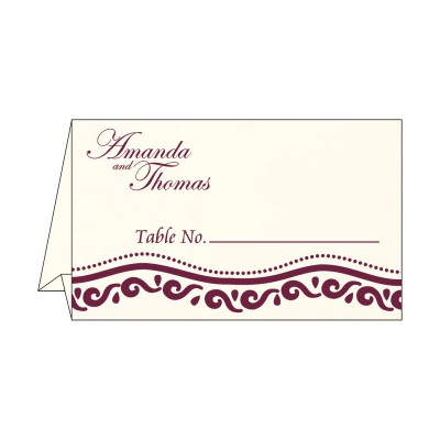 Table Cards - TC-1375