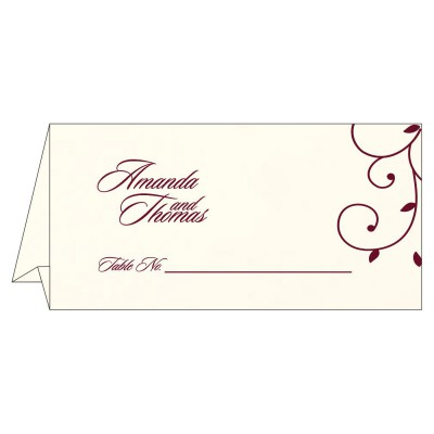 Table Cards - TC-1376