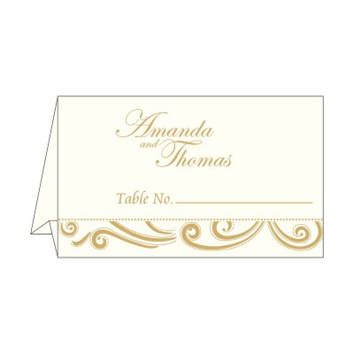 Table Cards - TC-1389