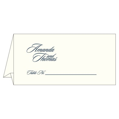 Table Cards - TC-1436