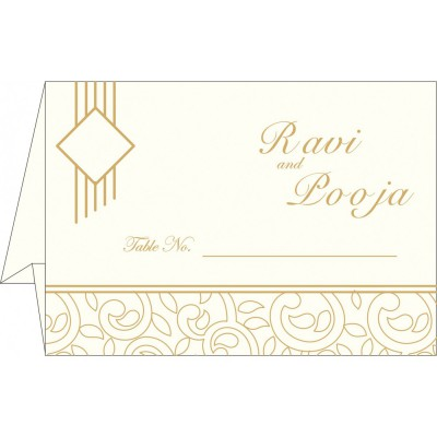 Table Cards - TC-1438