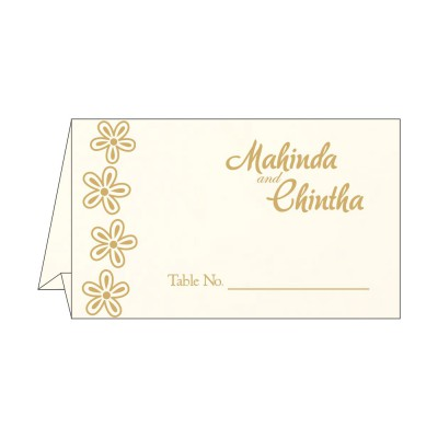 Table Cards - TC-1439