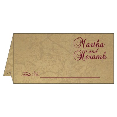 Table Cards - TC-1440