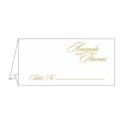 Table Cards - TC-1447