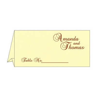 Table Cards - TC-1471