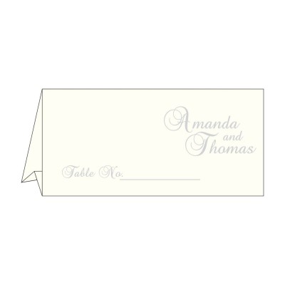 Table Cards - TC-2068