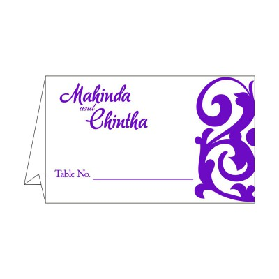 Table Cards - TC-2278