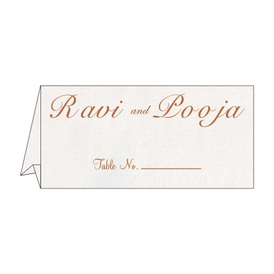 Table Cards - TC-5012D