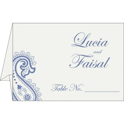 Table Cards - TC-5015A