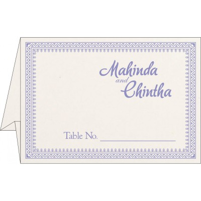 Table Cards - TC-8205F