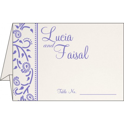 Table Cards - TC-8206A
