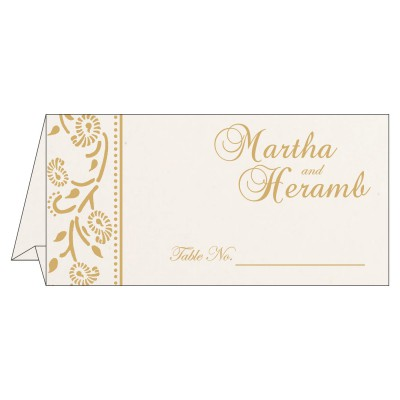 Table Cards - TC-8206D