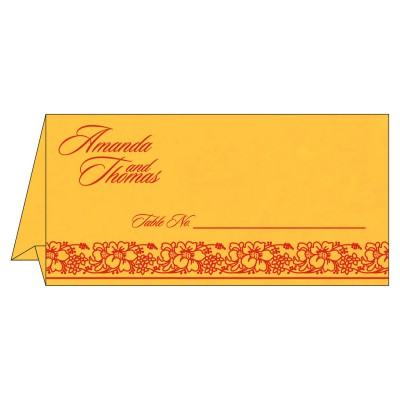Table Cards - TC-8207O