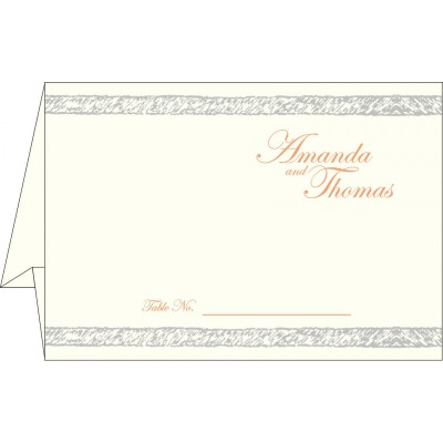 Table Cards - TC-8209A