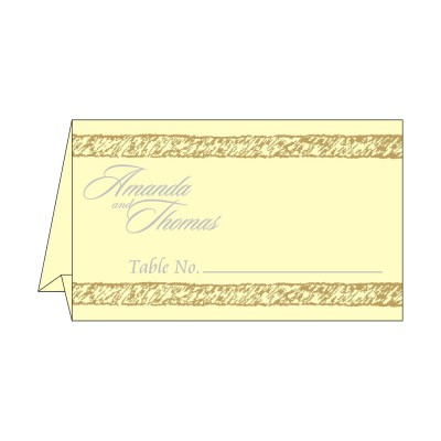 Table Cards - TC-8209B