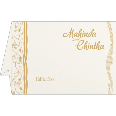Table Cards - TC-8210F