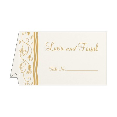 Table Cards - TC-8210G