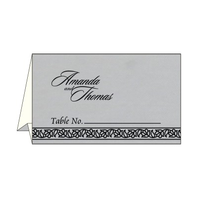 Table Cards - TC-8211B