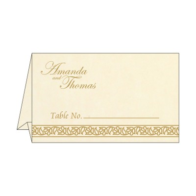 Table Cards - TC-8211G