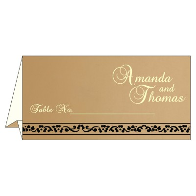 Table Cards - TC-8214D